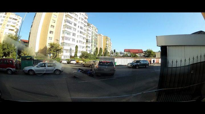 Accident Cluj pe Mehedinti cu Vidraru