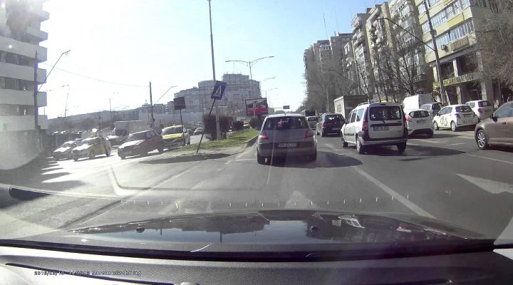 Accident live – Bd. Iuliu Maniu