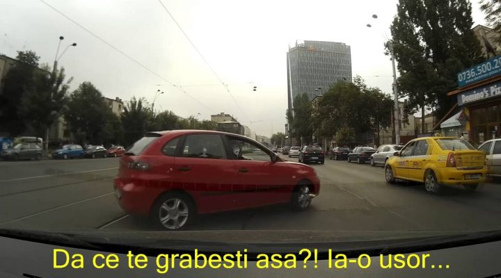 Chestii pe care nu le suport în trafic 5