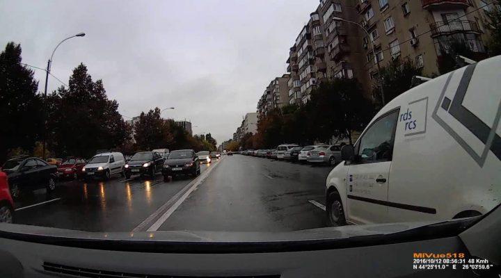 Traficul din Bucuresti (aproape poc-uri + altele)