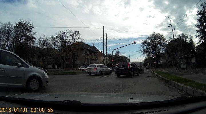 O mica compilatie cu traficul din Timisoara