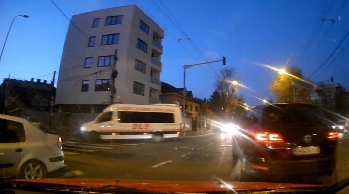"Teleleu prin trafic #9 – ""Iubi, acum ce fac?"""