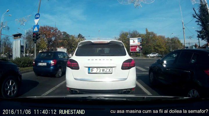 Tu-ti Porsche-ul ma-tii (si inca 3 grabiti)