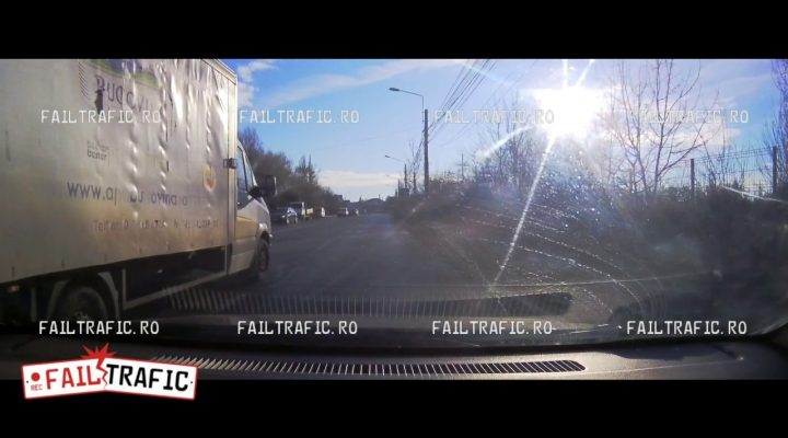Drepturile tiganilor- road rage