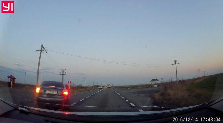INCONSTIENT la volan, accident mortal pe DN1 B, intersectia cu Fantanele