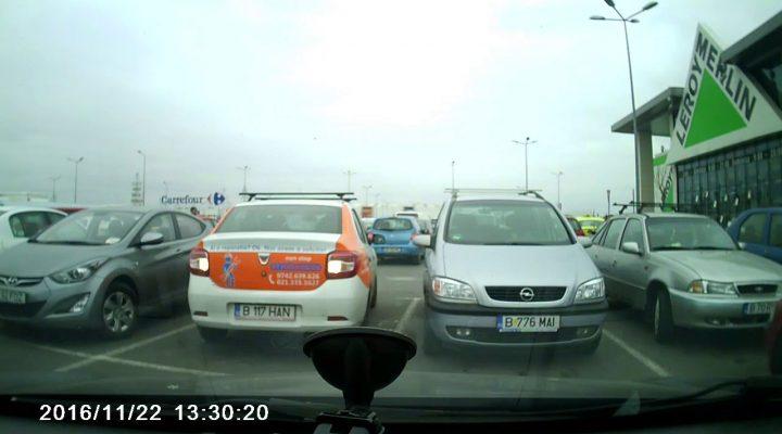 Poc, aproape poc si altele din trafic