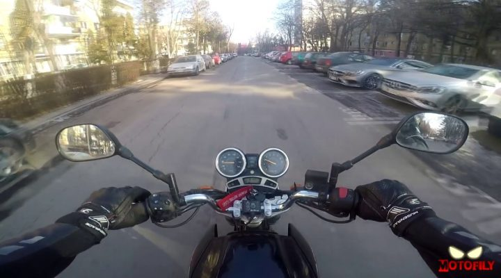 Ride With Fily #5 – Condusul defensiv pe motocicletă