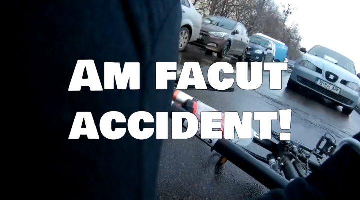 Accident cu bicicleta | Vina mea