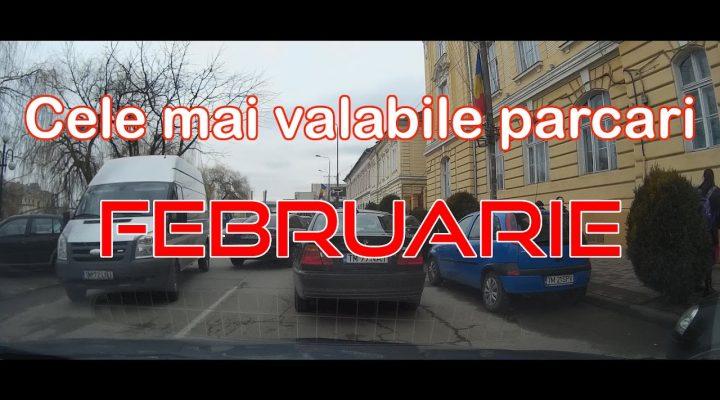 Cele mai valabile parcari FEBRUARIE
