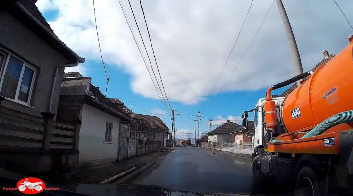 Din trafic # 13