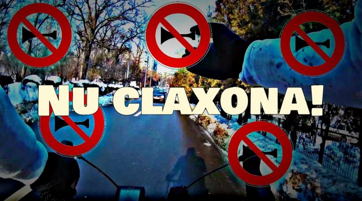 Nu claxona!
