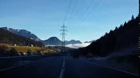 Un inceput de drum…din frumusetile Austriei