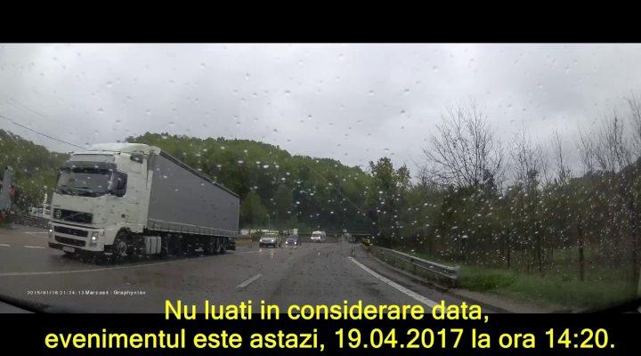 Accident Milcoiu 19.04.2017