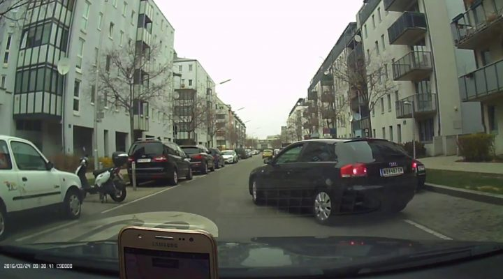 Greu e cu parcarea asta :)))