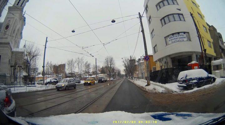 Nesimtirea din traficul bucurestean 8
