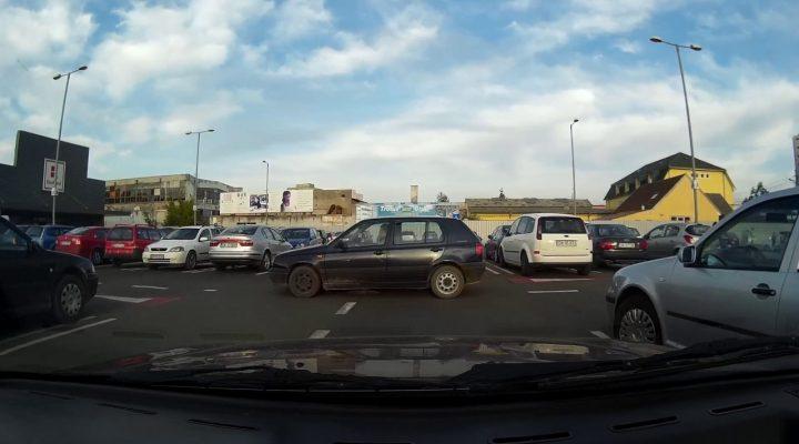 O zi in trafic 12 (Satu Mare)