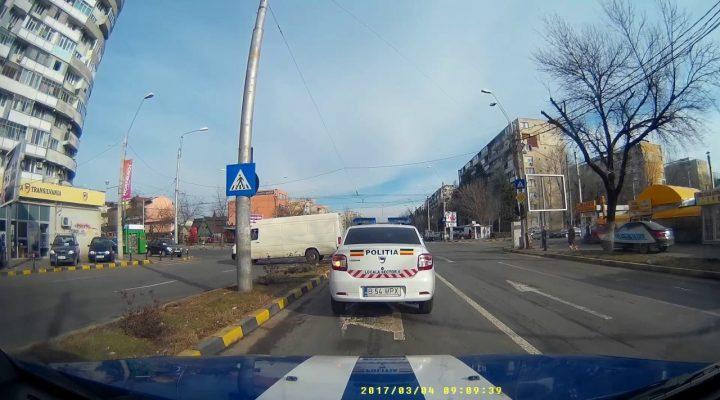 Politia locala in actiune