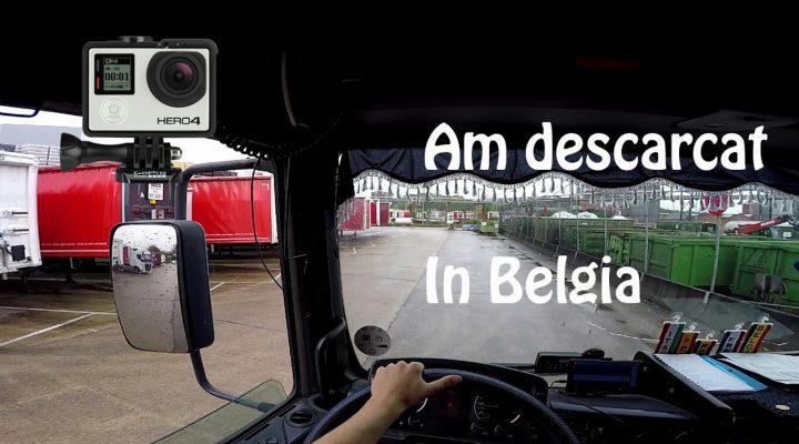 Am descarcat in Belgia