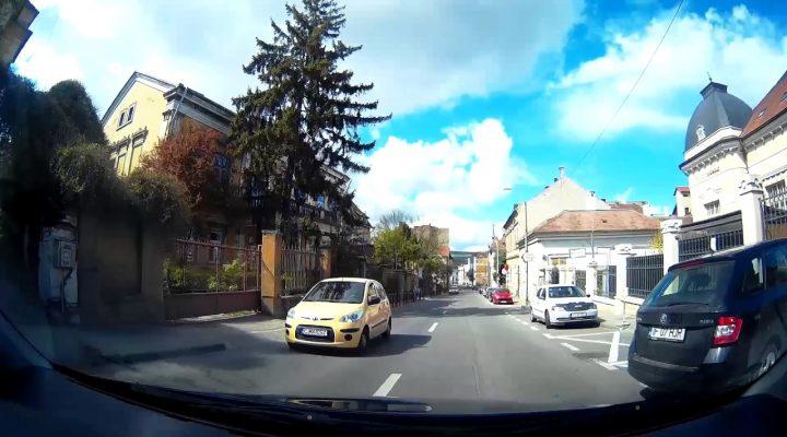 Aproape accident #2