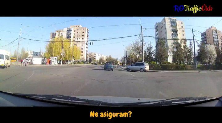 Hoinar prin trafic #3 – Sensuri giratorii si taiatul curbelor
