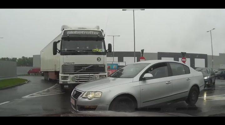 O zi in trafic 13