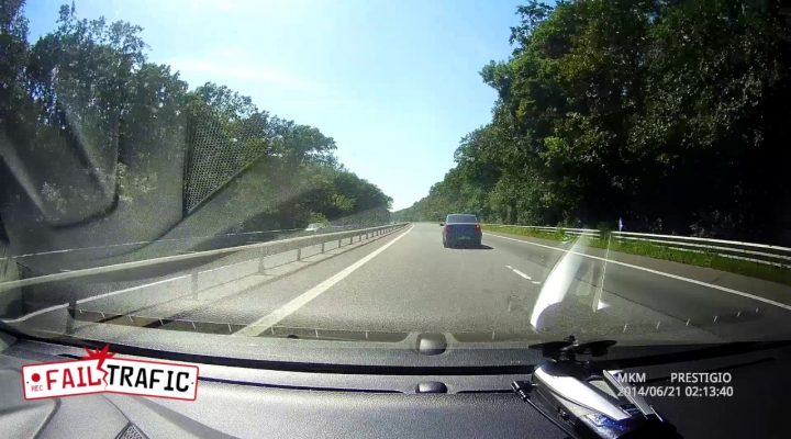 Accident LIVE autostrada A1 Bucuresti – Pitesti