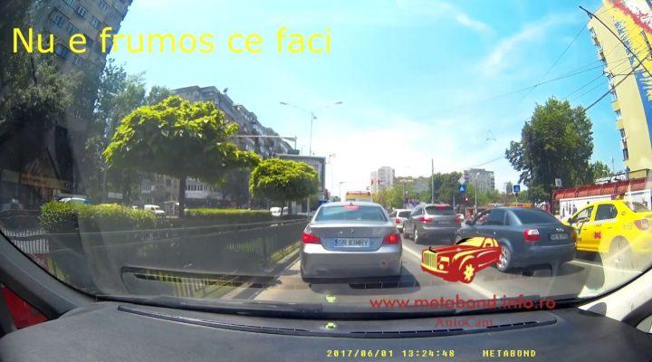 Bizoni in trafic #3 : Respectul