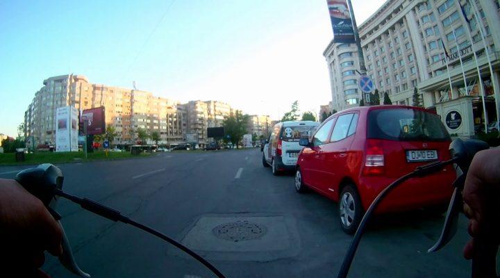 Intamplari din trafic #2 – Sunt invizibil azi