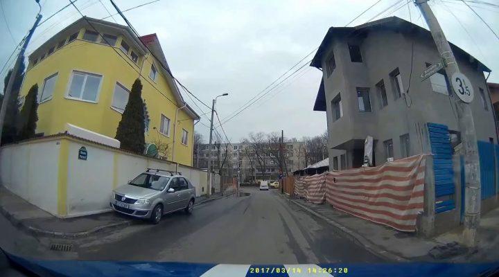 Nesimtirea din traficul bucurestean 9