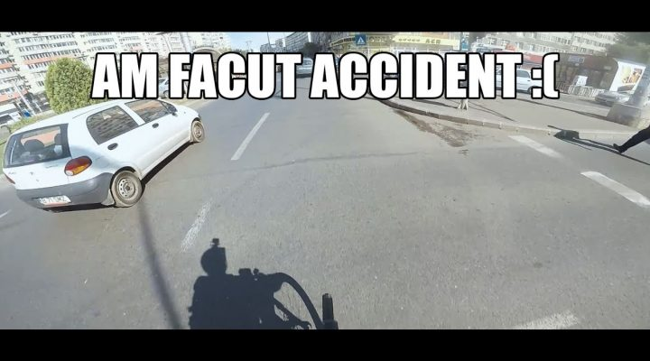 Am facut accident