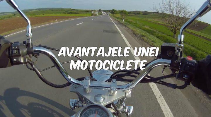 Avantajele unei motociclete