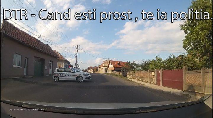 DTR Film Production – Cand esti prost, te ie politia