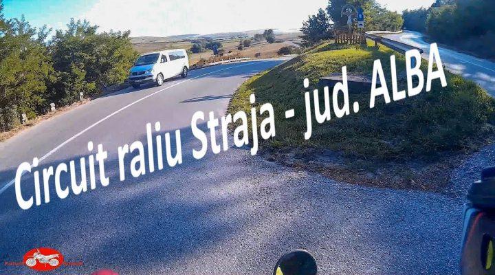 Circuit Raliu Straja,  jud. ALBA