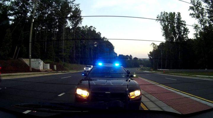 M-a oprit politia :)