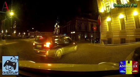 Politia locala opreste traficu