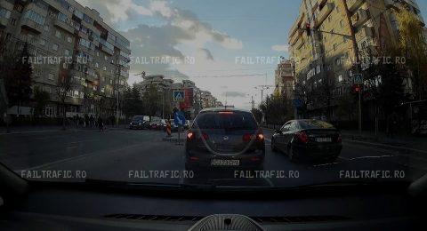 Accident giratoriu