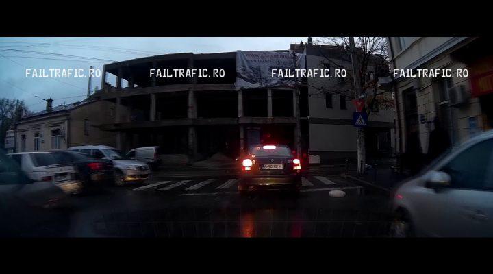 Accident Bucuresti – Str. Mecet cu Str. Traian