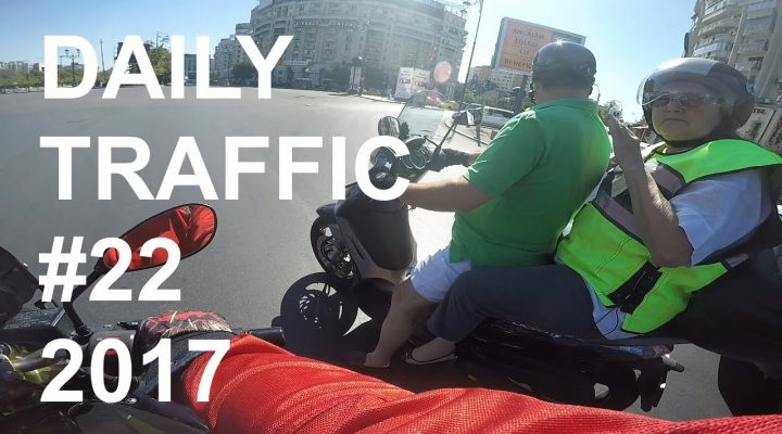 DAILY TRAFFIC #22-DE PRIN TRAFIC ADUNATE