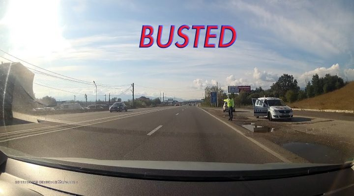 DTR Film Production – Busted (Eu am fost taxat, el nu)