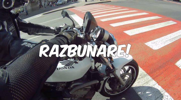 Razbunare!…Aventurile cu (Motor)Bike