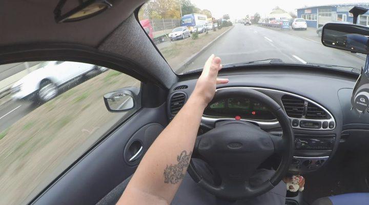 VLOG #017 – Incaltari noi dar pe langa, bunul simt in trafic inseamna mult