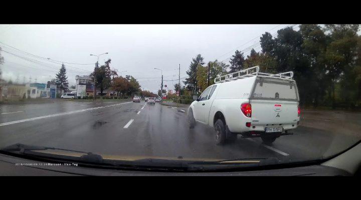 Șoferul roman, marfa fina…