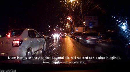De prin traficul din Bucuresti