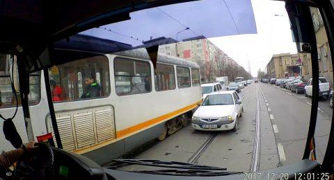 Intamplari in trafic