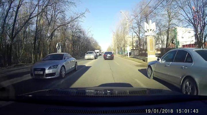 Nesimtiti in trafic