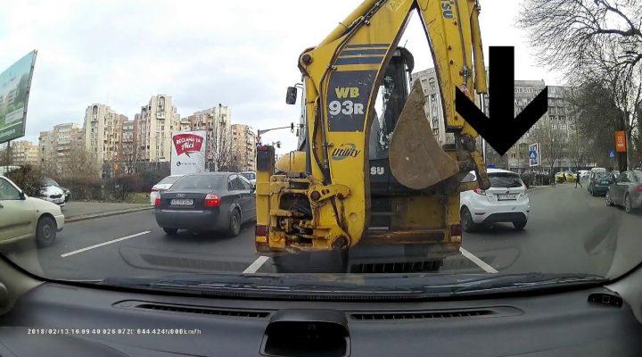 Compilatie trafic #14 – Drumul drept (2)