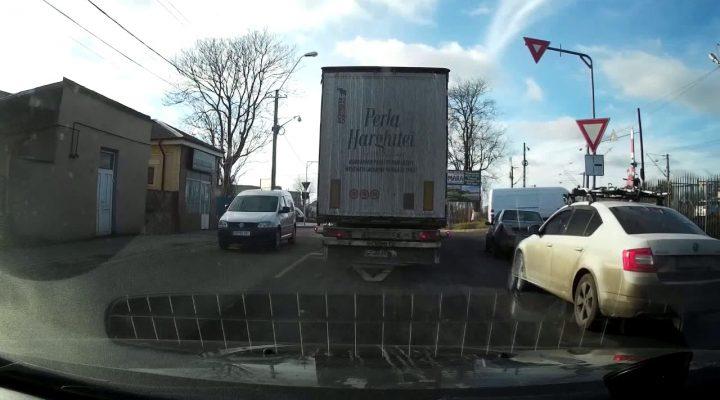 Din trafic diverse