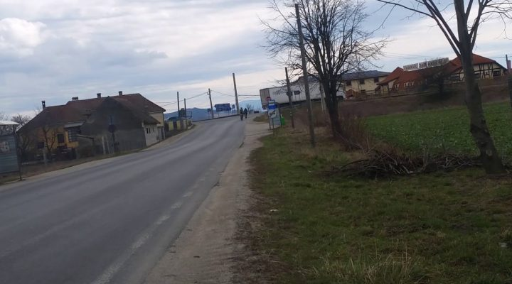 Biciclisti sinucigasi – DN13, Hanul din Ardeal, Jud.Brasov