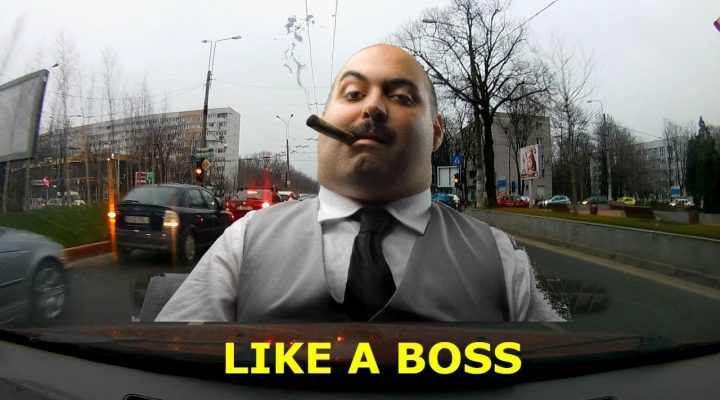 Do it like a boss!