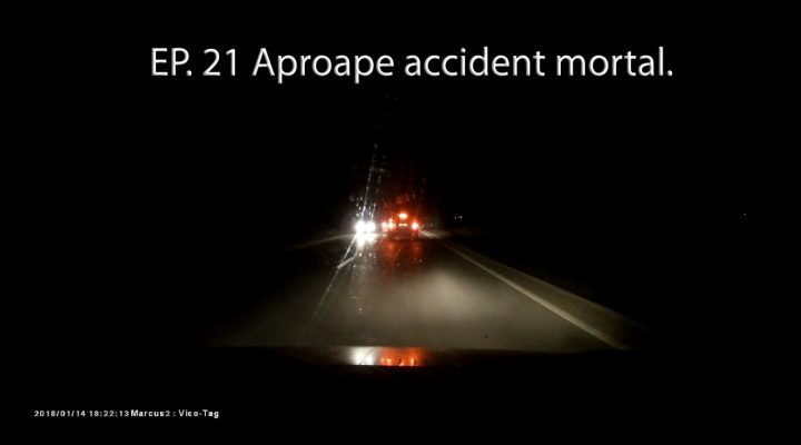 DTR Film Production Ep.21 Aproape accident mortal